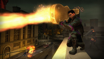 Screenshot2 - Saints Row IV - 100% Uncut download