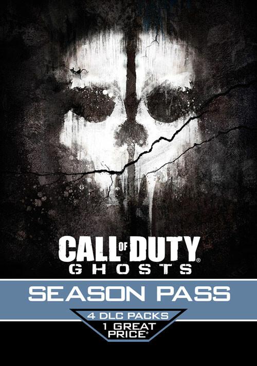 Call of Duty: Ghosts - Season Pass - Packshot