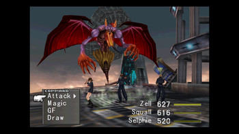 Screenshot3 - FINAL FANTASY VIII download
