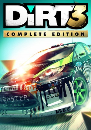 DiRT 3 Complete Edition - Packshot