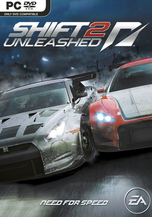 Need For Speed Shift 2: Unleashed - Packshot