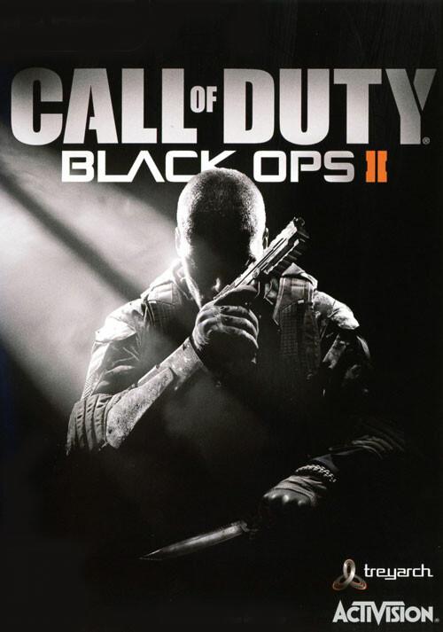 Call of Duty: Black Ops II - Packshot