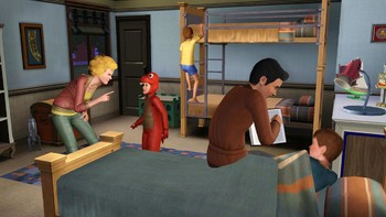 Screenshot2 - The Sims 3 Generations download