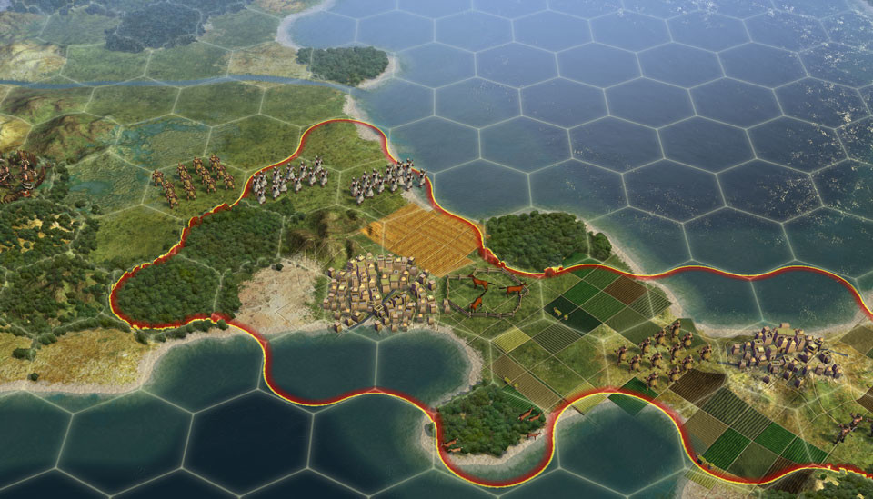 Civilization Maps Download of Civilization Maps Pack