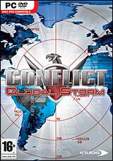 Conflict: Global Storm - Packshot