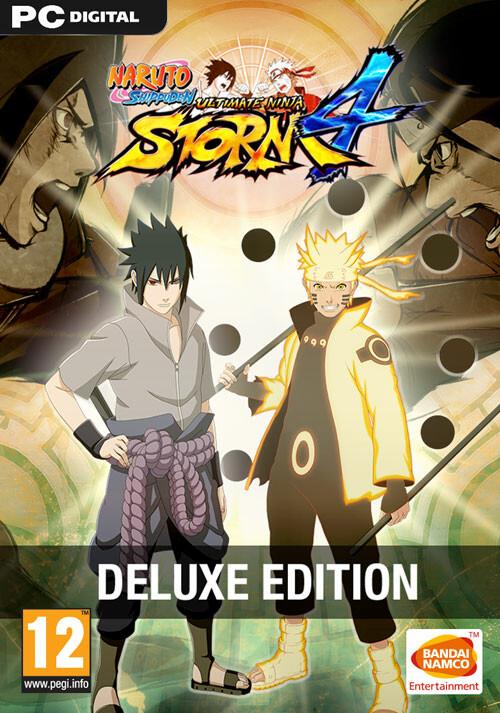 NARUTO SHIPPUDEN: Ultimate Ninja STORM 4 - Deluxe-Edition
